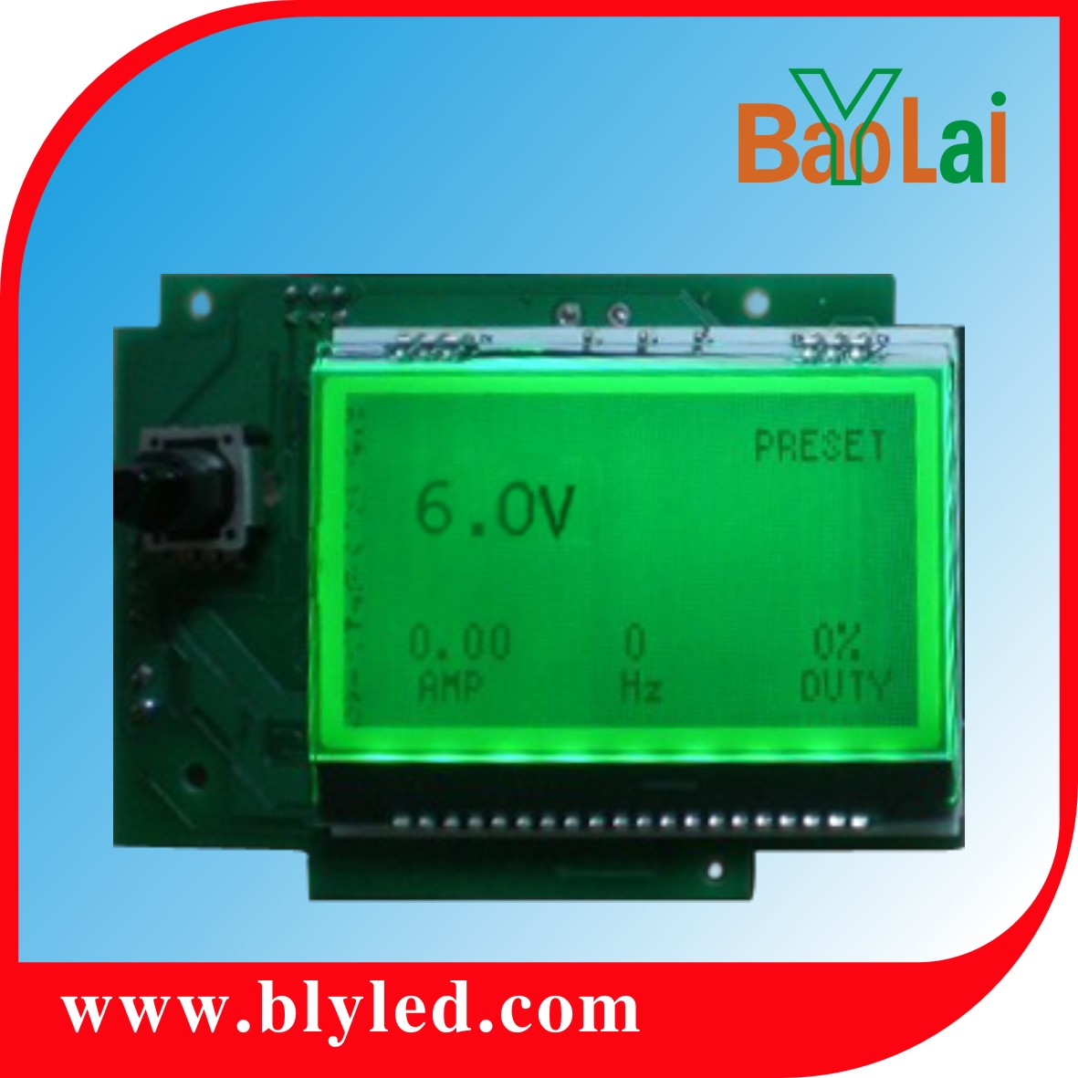 BLY-6143LCD