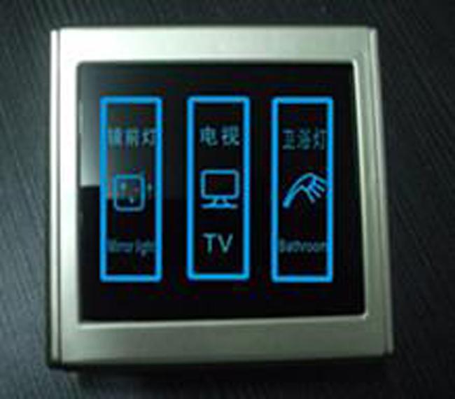 灯控触摸屏,(BLY-M5101A)灯控触摸屏批发