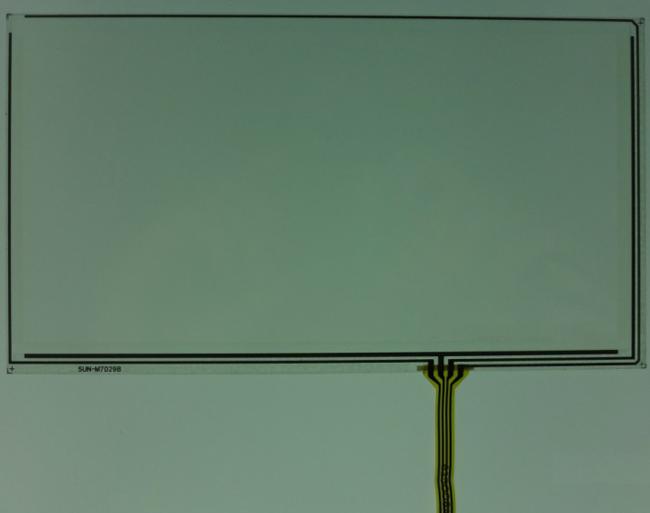 点菜机触摸屏,(BLY-M7030A)深圳触摸屏定制
